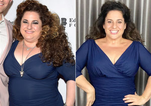 Actress Marissa Jaret Winokur Shows Off Nearly 50-Lb. Weight Loss!