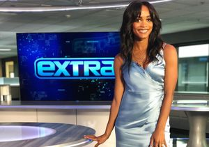 Cheers to Rachel Lindsay Joining the 'Extra' Team!