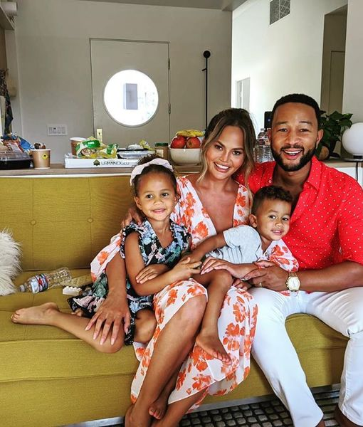 Boy or Girl? Chrissy Teigen Accidentally Spills Baby's Gender