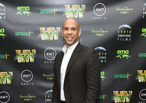 Cory Booker Talks Kamala Harris, Kanye West… and What He's Missing Most…