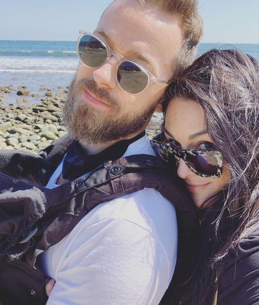 Artem Chigvintsev Gushes Over Nikki Bella as New Mom, Says Wedding Is…