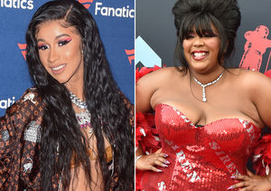 Lizzo Just Sent Cardi B the Sweetest Gift Amid Her Divorce from Offset