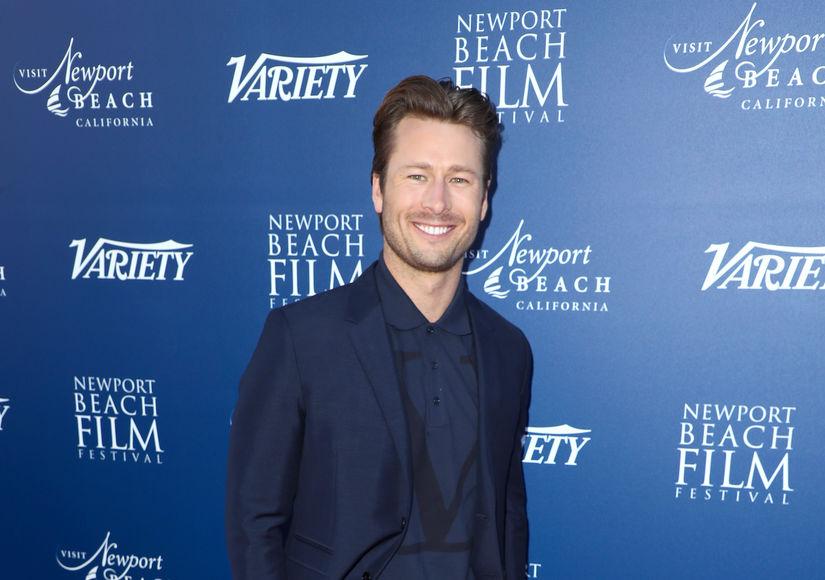 Glen Powell Talks Tom Cruise 'Raising the Bar' on 'Top Gun: Maverick,'…