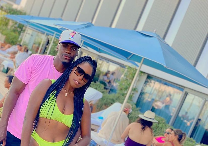 Netflix Star Ashley Blaine Featherson Engaged — See Her Ring!