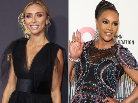 Giuliana Rancic & Vivica A. Fox Absent from Emmys Pre-Show After Testing Positive for COVID-19