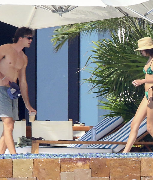 Pic! Kaia Gerber & Jacob Elordi Vacation with Her Family in Mexico