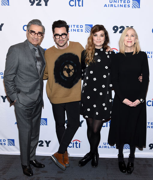 How Kim Basinger & the Kardashians Inspired 'Schitt's Creek'