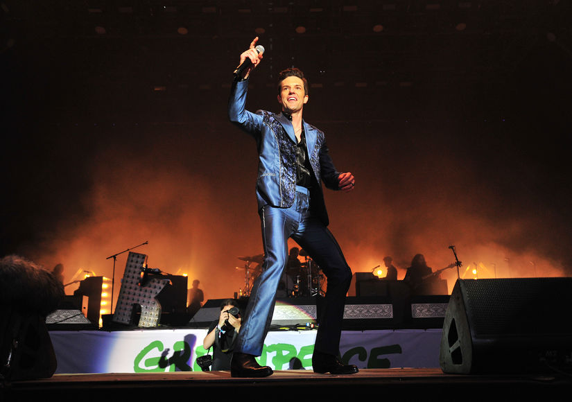 The Killers to Help Las Vegas Raiders Kick Off Home Opener with Rooftop…