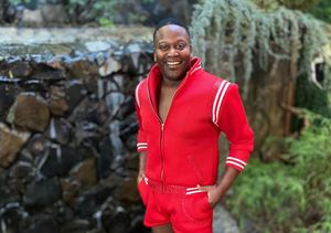 Tituss Burgess Shows Off Weight Loss in First Emmys 2020 Look