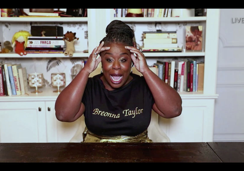 How Shirley Chisholm's Legacy Inspired Uzo Aduba to Honor Breonna Taylor at…