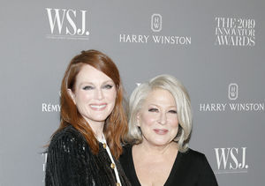 'The Glorias' Stars Julianne Moore & Bette Midler Speak Up, Plus:…