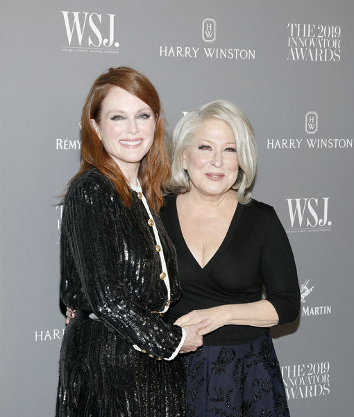 'The Glorias' Stars Julianne Moore & Bette Midler Speak Up, Plus: Their…