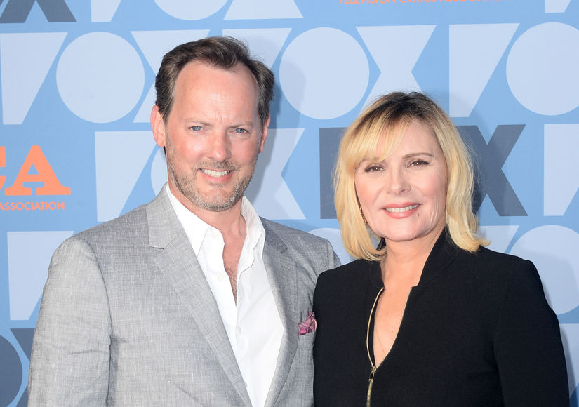 Kim Cattrall Says BF Russell Thomas 'Checks Every Box,' Plus: She Talks New…
