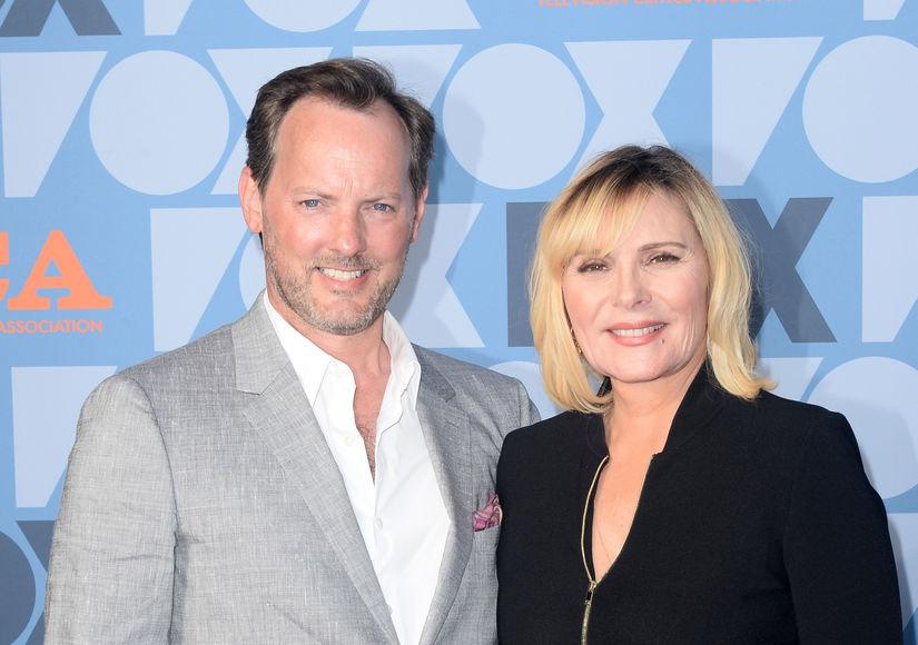 Kim Cattrall Says BF Russell Thomas 'Checks Every Box,' Plus: She Talks New…