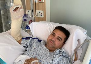 'Cake Boss' Buddy Valastro's Hand Impaled in 'Terrible…