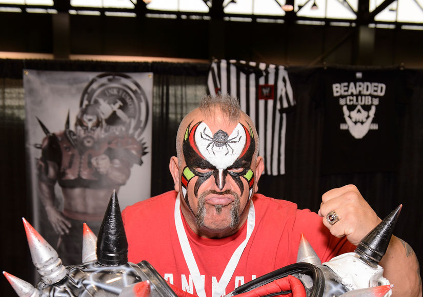 WWE Star Road Warrior Animal Dead at 60