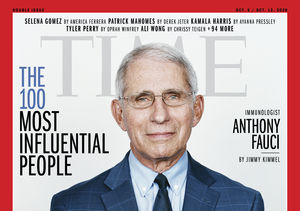 Most Influential People — See the 2020 TIME 100 Covers!