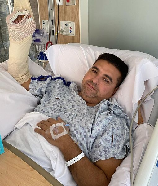 Buddy Valastro Gives Health Update After His Terrifying Hand Injury