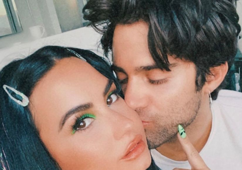 Max Ehrich Reacts to Demi Lovato Split