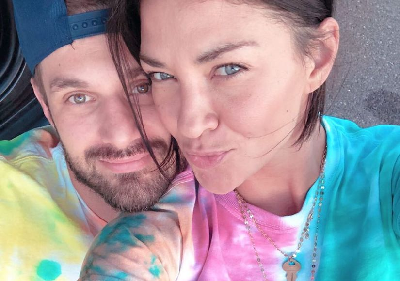 Jessica Szohr Expecting First Child with BF Brad Richardson