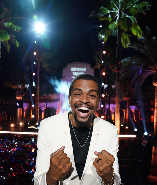 'AGT' Winner Brandon Leake Dishes on His Conversation with Simon Cowell