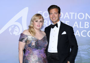 Rebel Wilson & Jacob Busch Make Red-Carpet Debut