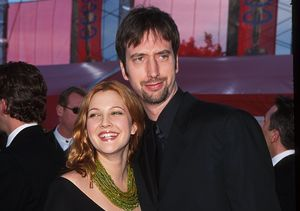 Drew Barrymore's Emotional Reunion with Ex-Husband Tom Green, Plus:…
