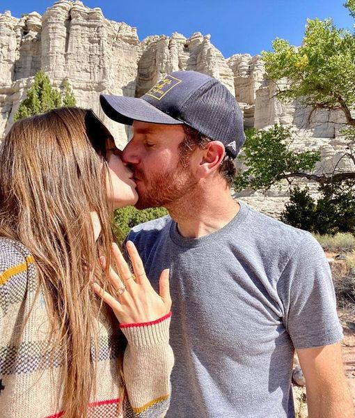 Lily Collins & Charlie McDowell Engaged — See Her Ring!