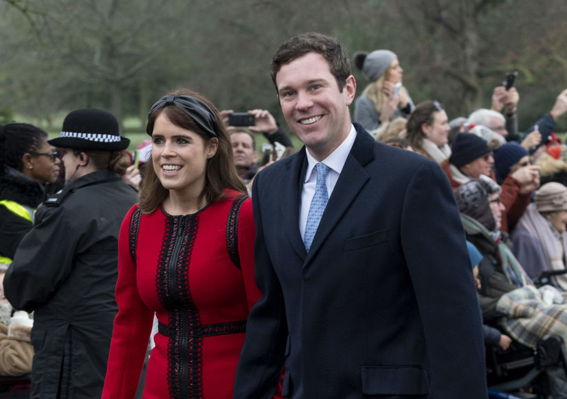 Princess Eugenie Expecting First Child
