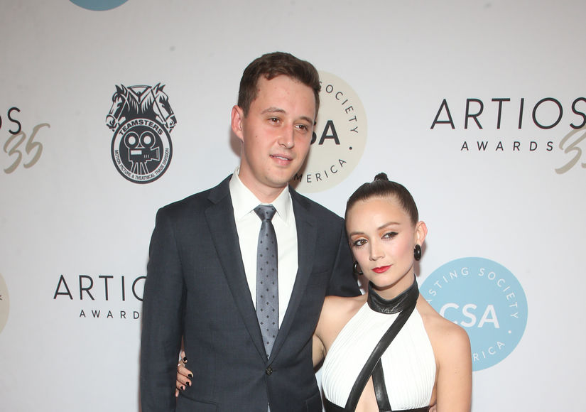 Surprise! Billie Lourd Welcomes First Child with Austen Rydell