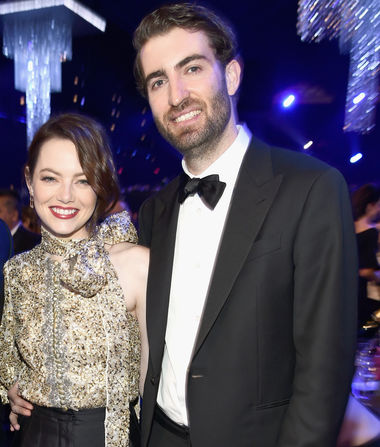 Emma Stone & Dave McCary Got Married — Report
