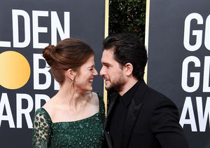 'Game of Thrones' Stars Rose Leslie & Kit Harington Are Expecting
