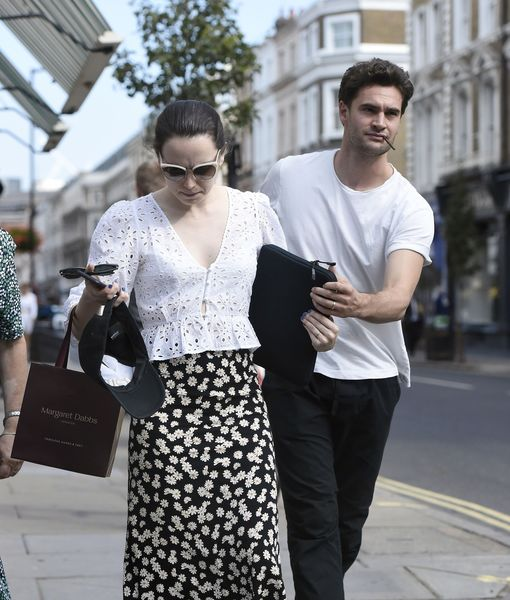 Are Daisy Ridley & Tom Bateman Secretly Married?