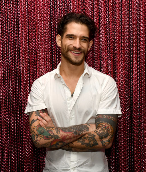 'Teen Wolf' Star Tyler Posey Goes Naked for OnlyFans Announcement