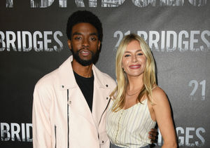 Sienna Miller Recalls Chadwick Boseman's 'Astounding' Act of Kindness on…