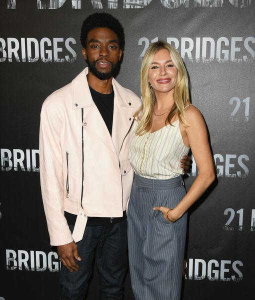 Sienna Miller Recalls Chadwick Boseman's 'Astounding' Act of Kindness on…