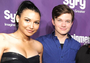 'Glee' Star Chris Colfer Is Still Coming to Terms with Naya…
