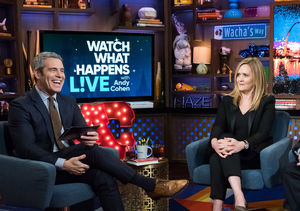 Samantha Bee Explains Why Andy Cohen Would Make a Great Debate…