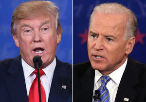 Trump & Biden Go Head-to-Head in First Presidential Debate