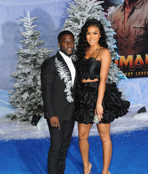 Kevin Hart & Eniko Parrish Welcome Baby #2