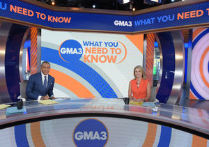 Amy Robach & TJ Holmes Dish on Their New 'GMA3' Gig