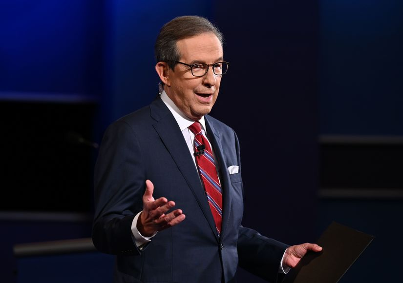 Reflecting on Chris Wallace's Performance as Moderator of the Presidential…