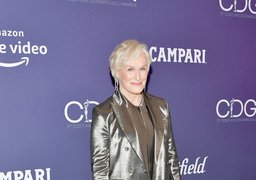 Glenn Close Celebrates 10 Years of Fighting Stigma Around Mental Illness