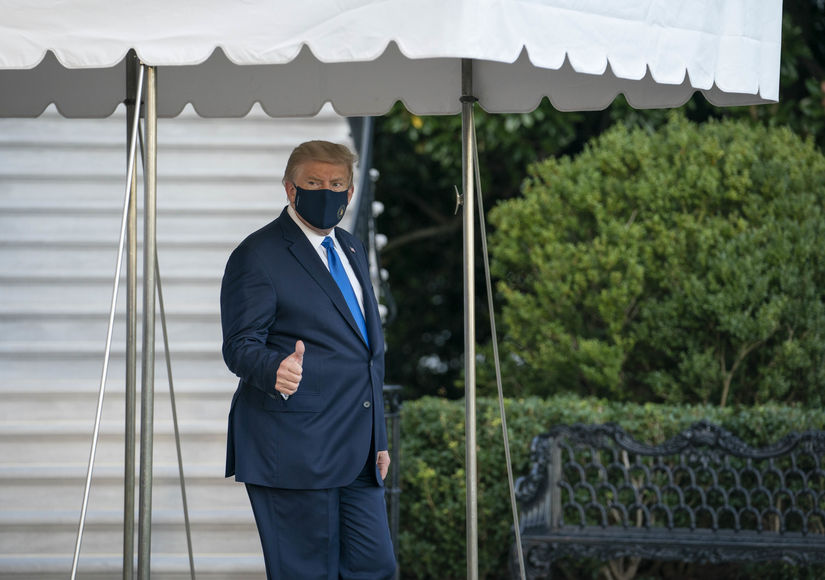 President Trump Hospitalized with COVID-19