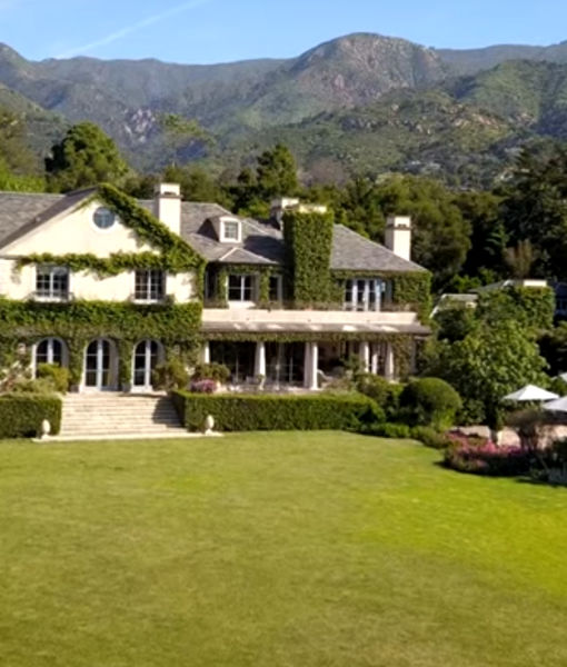 Mansions & Millionaires: A Look at Rob Lowe's Former Montecito Home