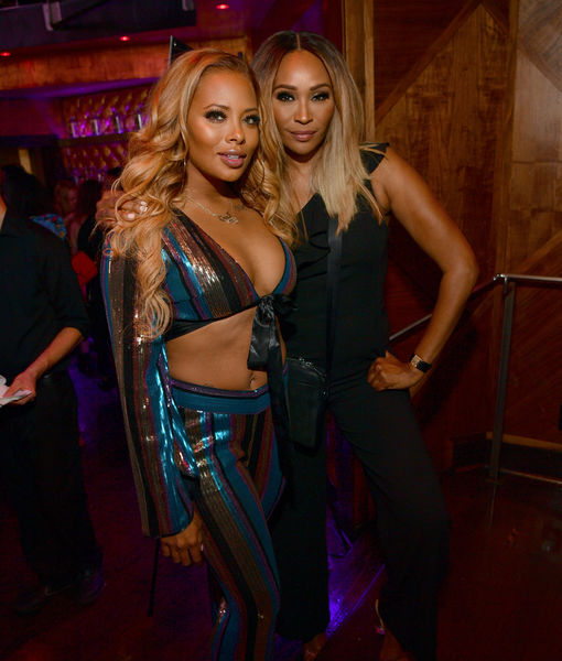 Cynthia Bailey & Eva Marcille on NeNe Leakes' 'RHOA' Exit, Cynthia's Wedding, and Supporting Black-Owned Businesses