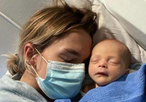 'American Idol' Alum Casey Goode Reveals Newborn Has COVID-19