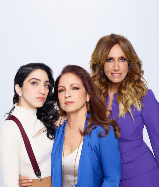 How Gloria Estefan Hopes to Inspire Families with Her 'Red Table Talk'…