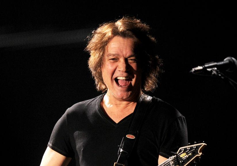 Stars React to Death of 'Guitar God' Eddie Van Halen