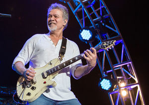 Legendary Rocker Eddie Van Halen Dead at 65